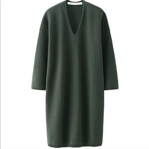 Uniqlo x Lemaire knit sweater dress
